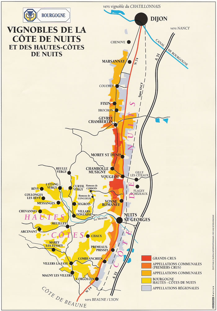 Canal De Bourgogne Carte.Index Of Images Cartefrance